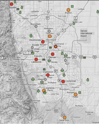Denver Metro 					Resource Centers